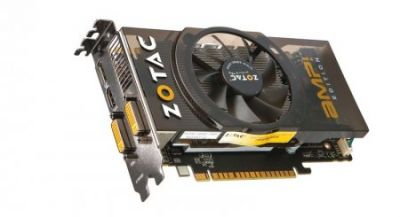 ZOTAC GeForce GTS 450 – как альтернатива NVIDIA GeForce GTS 450