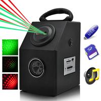 Лазерный проектор с MP3-плеером