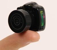 Самая маленькая в мире зеркальная камера