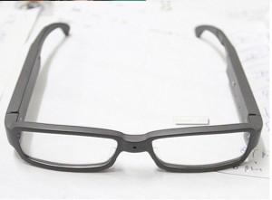 Шпионские очки записывают видео в HD