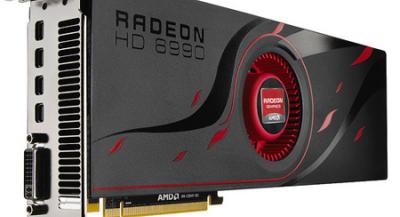 Видеокарта AMD Radeon HD 6990 уже в продаже