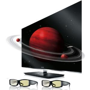Toshiba выпусила телевизоры с LED-подсветкой 3D