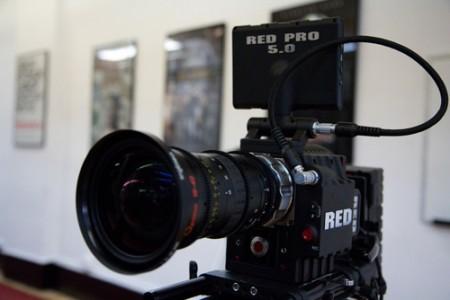 Камера RED EPIC-M прошла полевые испытания
