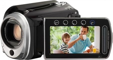 Full HD-3D видеокамеры от JVC