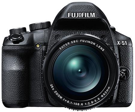 Fujifilm представила новый ультразум X-S1