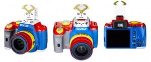 Робот-фотокамера от Pentax