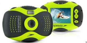 Водонепроницаемый фотоаппарат Speedo Aquashot