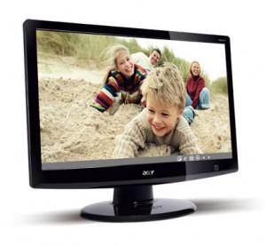 Монитор Acer DX241H на базе Chrome OS