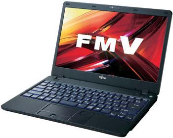 Fujitsu представила ультратонкие ноутбуки