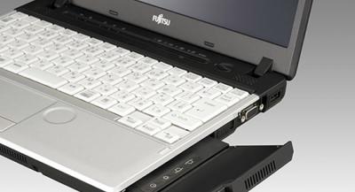 Ноутбуки с пикопроекторами от Fujitsu