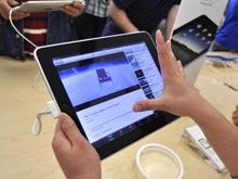 В России уценили первый iPad