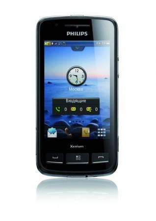 Новинка Philips Xenium X622
