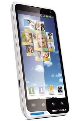 Motorola выпустила XT615 на базе Android