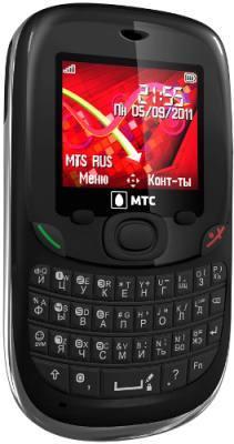 МТС представила недорогой qwerty-телефон