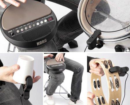Синтезатор-перкуссия Wavedrum Mini – лучший подарок для удаударников