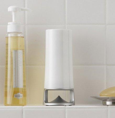 Juke Tower – цифровой аудио плеер для вашей ванной
