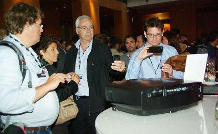 Epson запустила новую серию проекторов 3D