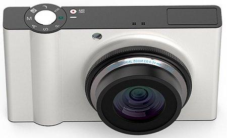 Представлена первая цифровая камера без кнопок