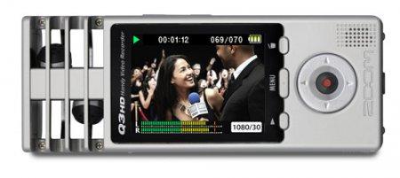 Рекордер для записи видео и аудио высокого разрешения
