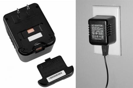 Plug & Play – скрытая камера в блоке питания