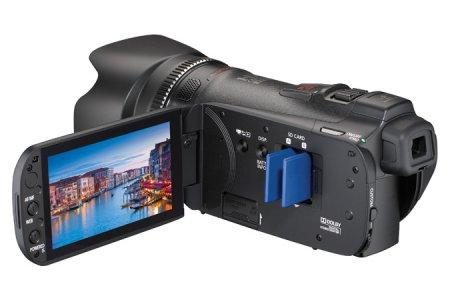 Canon представил новые видеокамеры
