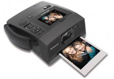 Polaroid представила цифровую камеру Z340 Instant Digital