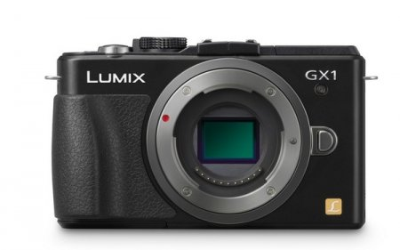 Новая беззеркалка Panasonic DMC-GX