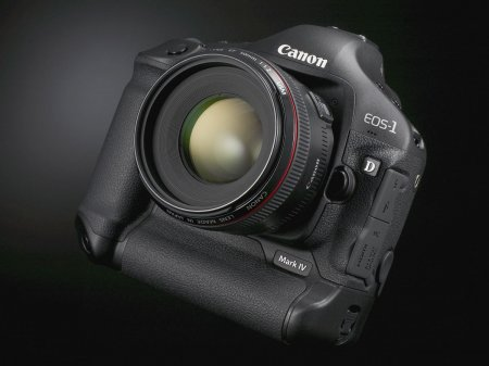 Canon представила свой лучший фотоаппарат