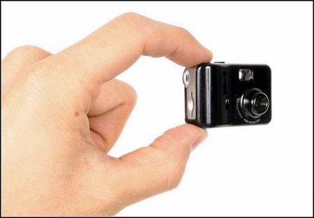 Универсальная камера размером со спичечный коробок: Mam