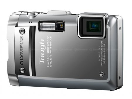 Камера Olympus TOUGH TG-810 выдержит 100-киллограмовую нагрузку