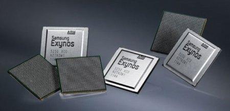 Мобильный процессор Exynos 5250 от Samsung