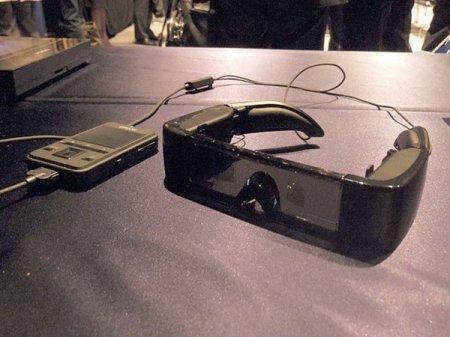 Epson анонсировала 3D очки Moverio BT-100
