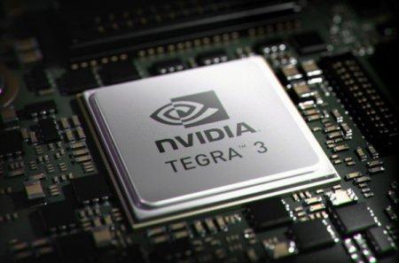 NVIDIA представила новый чипсет Tegra 3