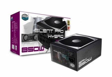 Silent Pro Hybrid Fanless Series – новый бесшумный блок питания