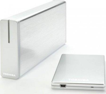 Toshiba анонсировала новые накопители серии STOR.E