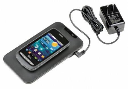 LG представила новое беспроводное зарядное устройство