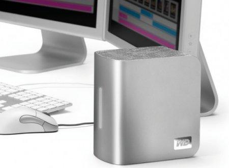 6-терабайтовый внешний накопитель Western Digital My Book Studio Editio
