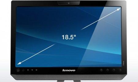 Lenovo анонсировала моноблок С225 с 18,5 дюймовым дисплеем