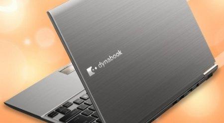 Toshiba представила энергоэффективный ультрабук Dynabook R631