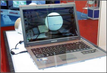 Прозрачный экран Transparent LCD от Samsung