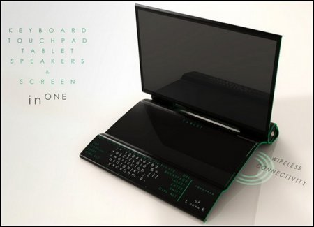 Компьютер All-in-One: все в одном