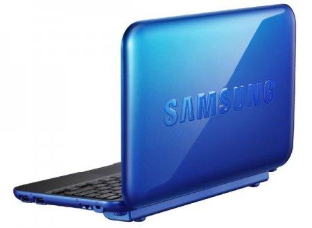 Samsung NS310 – нетбук с двухъядерным процессором Atom