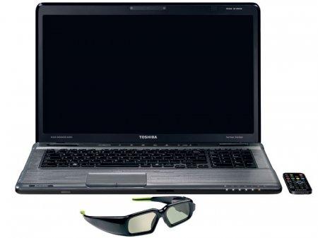 Satellite P755 3D и P775 3D – новые 3D-ноутбуки от Toshiba