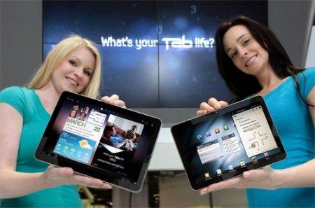 Samsung представила 10,1 и 8,9 модели Galaxy Tab 2