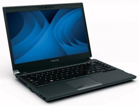 Toshiba Portege R835: прочный 13,3 ноутбук на базе Sandy Bridge