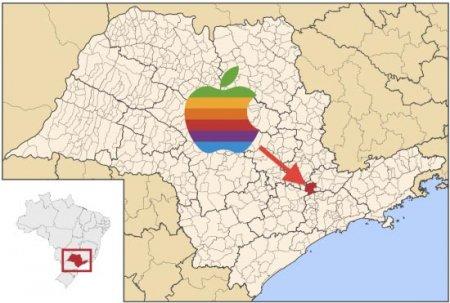 Foxconn будет собирать планшеты Apple iPad в Бразилии?