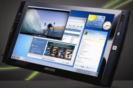 Archos представит новую серию планшетных ПК этим летом