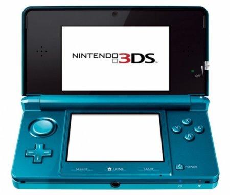 Nintendo 3DS поможет в выявлении проблем со зрением у детей