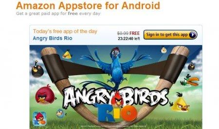 Apple подала в суд на Amazon из-за магазина приложений