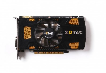 ZOTAC GeForce GTX 550 Ti и ZOTAC GeForce GTX 550 Ti AMP! Edition: новые вид ...